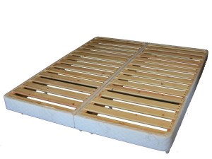 Pine Slat Foundation