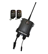 Wireless remote kit for vertical lifts.