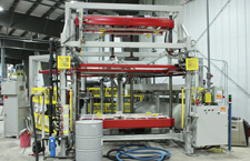 MACC Rotary Thermoforming machine.