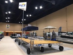 FLOE Docks Lifts Trailers