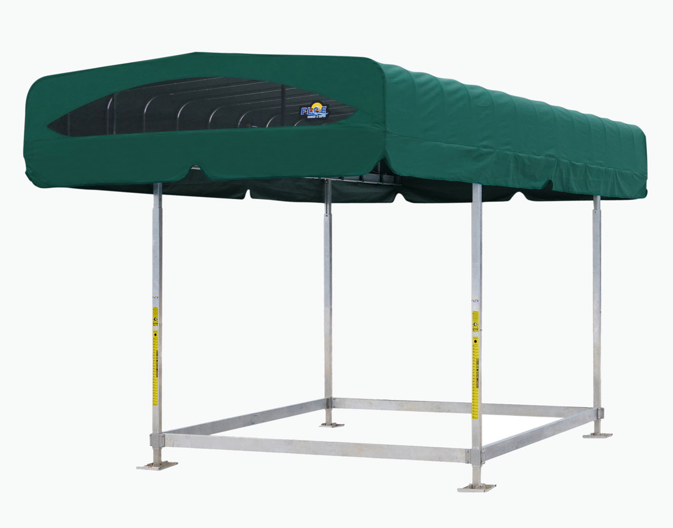 Free-Standing Canopies  sc 1 st  FLOE International & Boat Lift Canopy Systems for Vertical Boat Lifts
