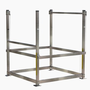 Aluminum Vertical Boat Lifts for Boats, Pontoons and PWCs   FLOE