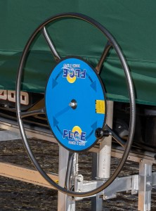 FLOE Manual Winch Wheel