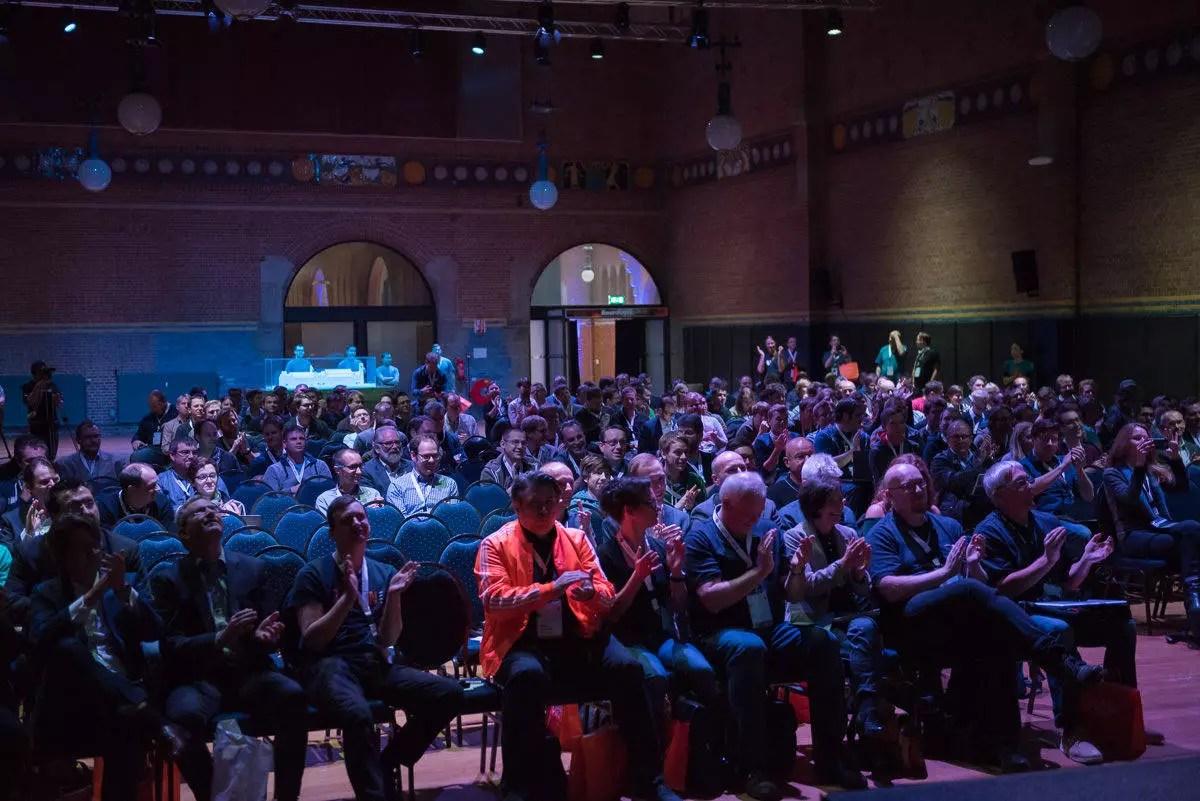 Typo3 Con Amsterdam Eventfotograf