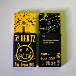 52 Hertz – November 2013 Demo