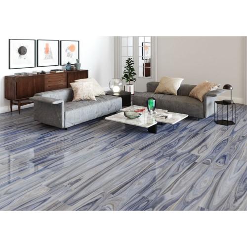 dellano exotic blue 8x48 polished wood look porcelain tile