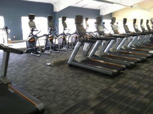 treadmill room