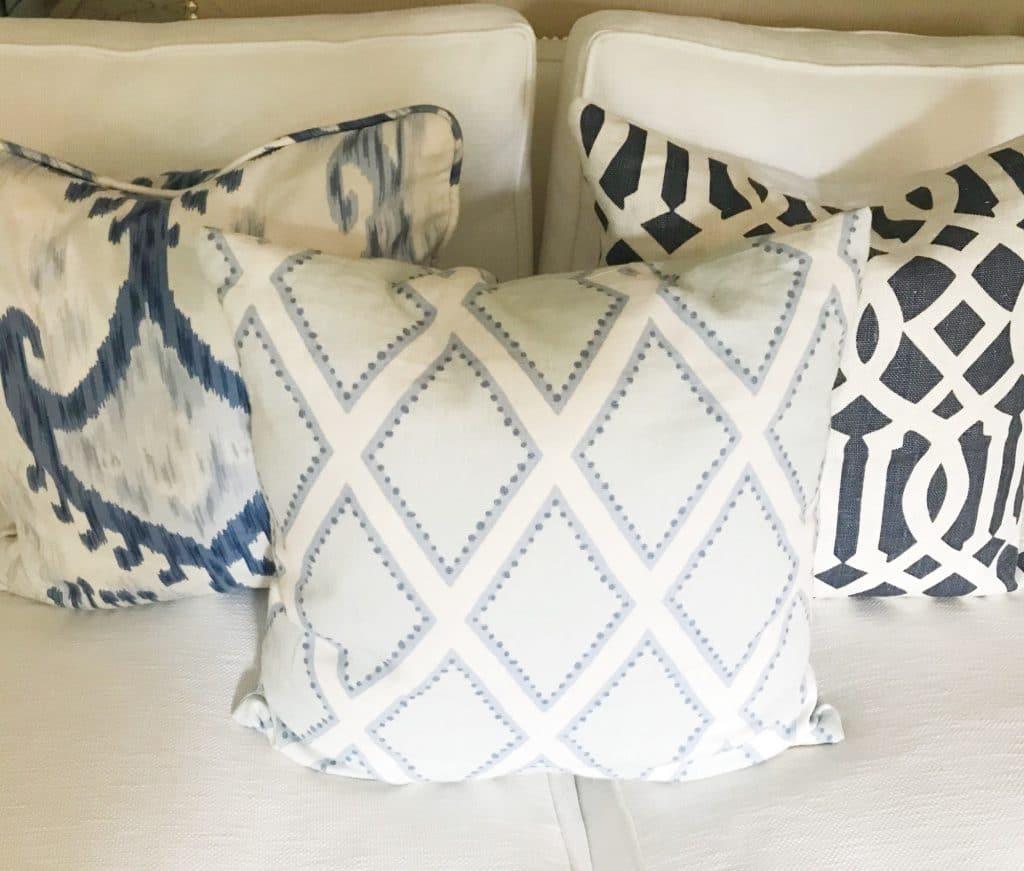 Throw Pillows from Alexandra Wood