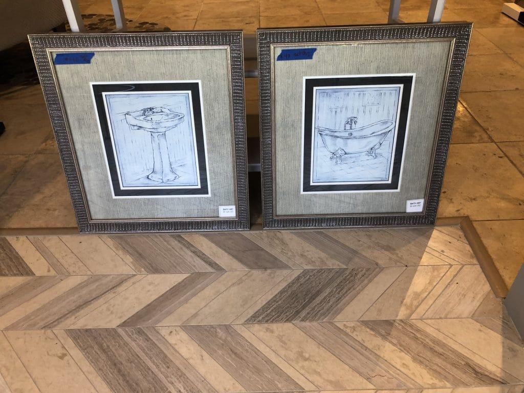 Framed prints from FLOOR360