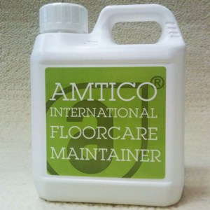 Amtico flooring maintainer