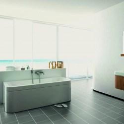 lvt bathroom floor