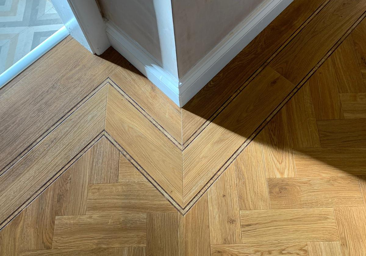 parquet flooring and lvt for your home