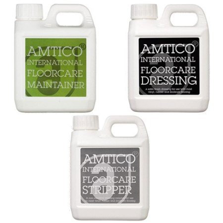 Amtico International Trio Refurbishment