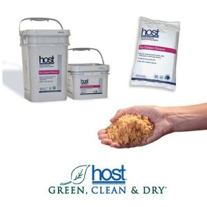 Host Dry Carpet Cleaner