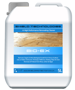 Shield Technologies Bio Ex Algae & Moss Remover
