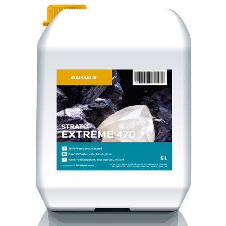 Eukula Strato Extreme Wood Lacquer (5L)