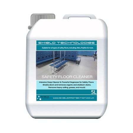 Safety Floor Cleaner