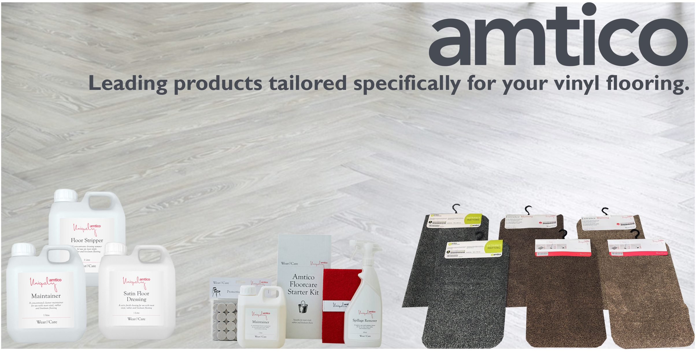 Amtico Floorcare Supplies