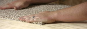 Information on how to install carpet flooring