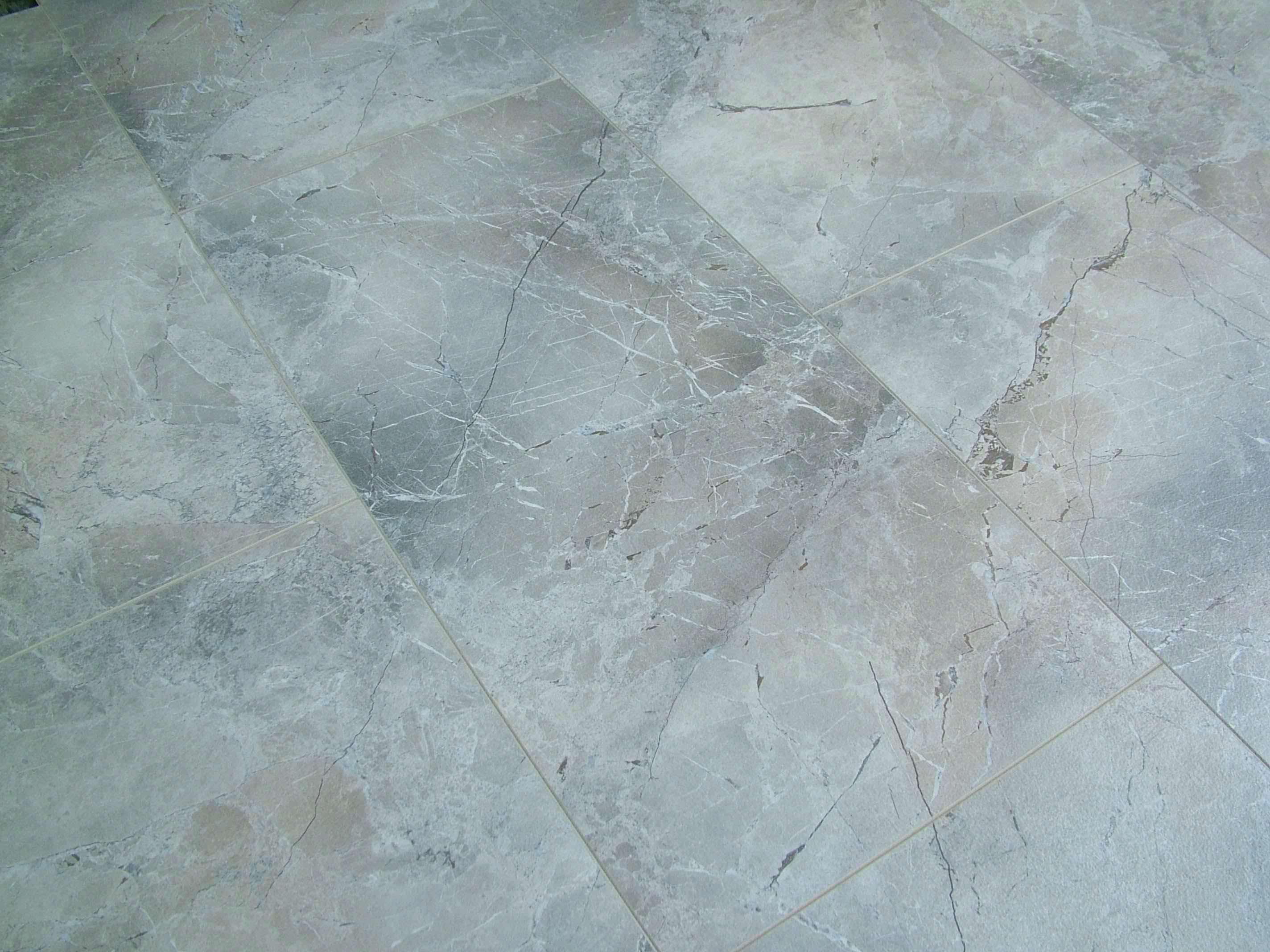 grey marble tile effect laminate flooring
