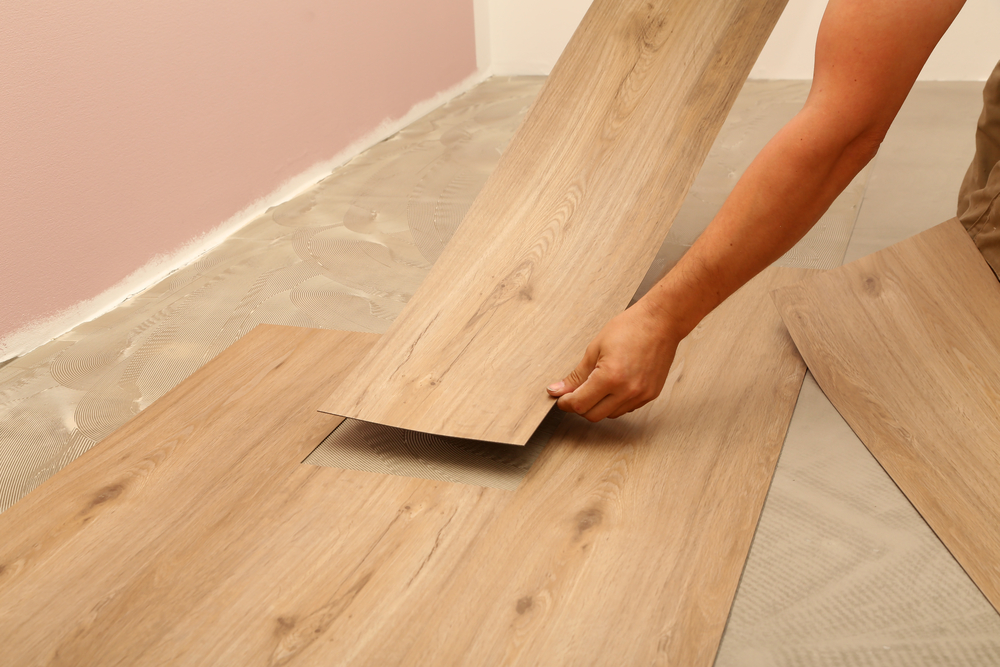 guide for installing radiant floor