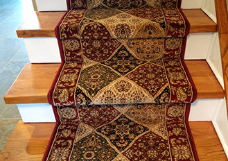 Persian Carpet Runners Floorians   Oriental Rug Runners For Stairs   Design Stair   Basement Stairs   Area Rugs   Bucks County   Salem Ma