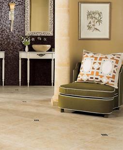 professional tile flooring installation