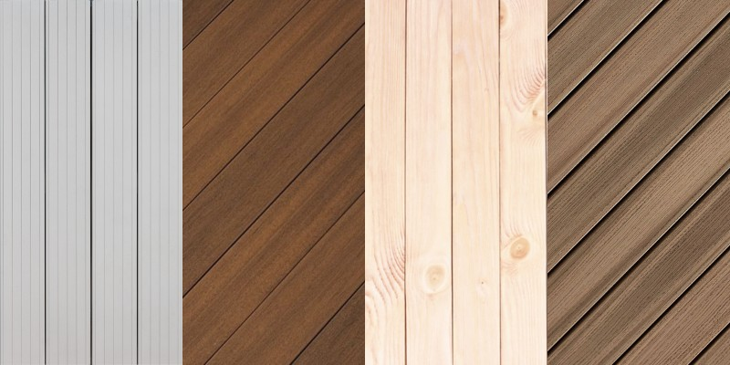 what s the best decking material