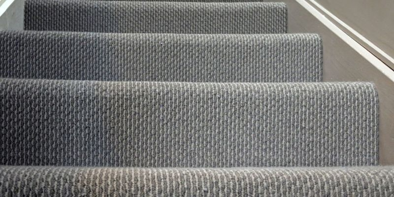 The Best Carpet For Stairs Flooring Clarity Flooring Reviews   High Traffic Carpet For Stairs   Traditional   Textured   Family Room   Middle Open Concept   Runners