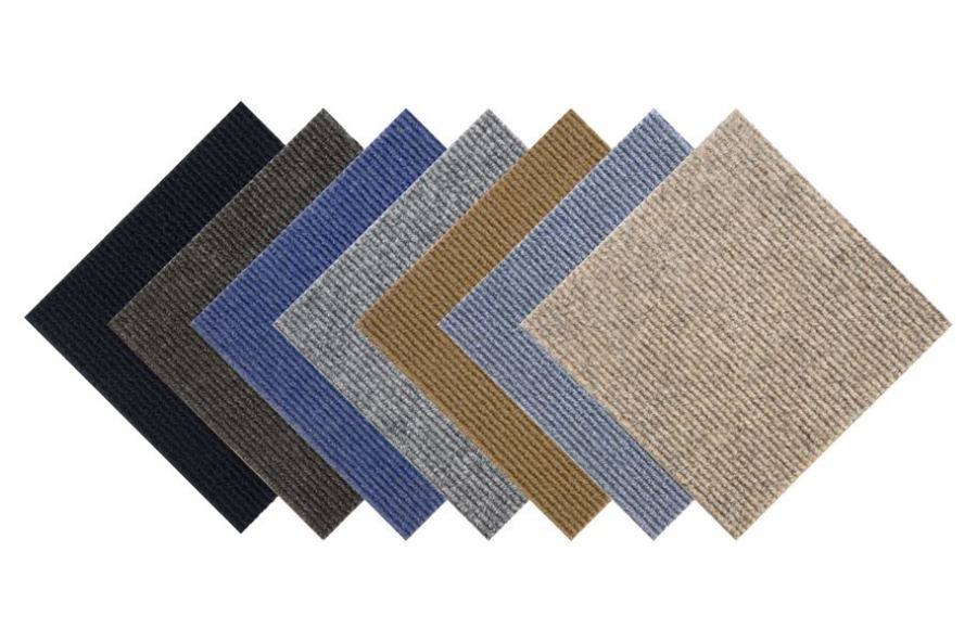 Berber Carpet Tiles   Low Cost Self Adhering Floor Tiles Berber Carpet Tiles