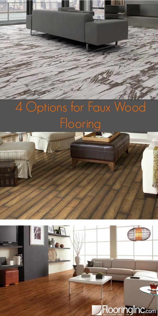 Options For Faux Wood Flooring Flooringinc Blog