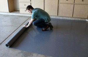 How To Choose Garage Flooring: From Tiles To Rolls To Epoxy, Find The Right