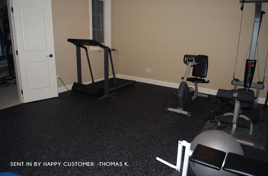 Home Gym Flooring For Your Budget Flooringinc Blog