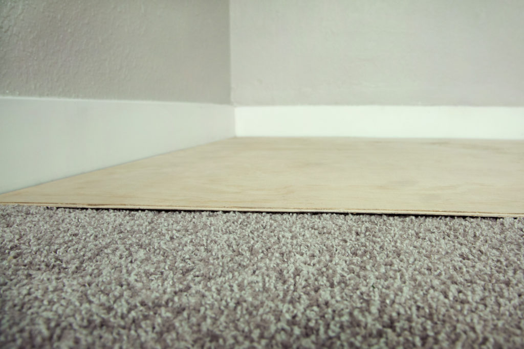 can you install rubber gym flooring