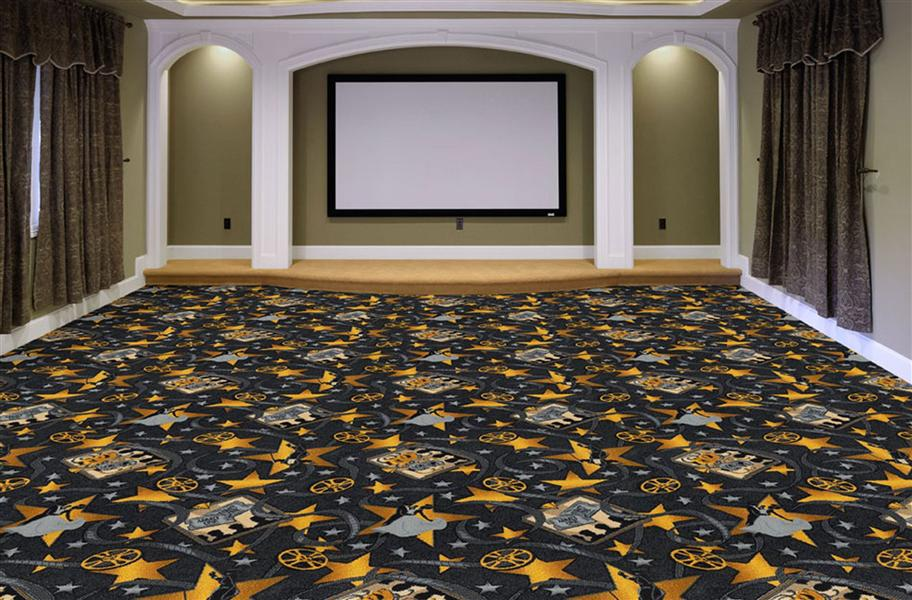The Best Home Theater Carpet For Looks Amp Sound