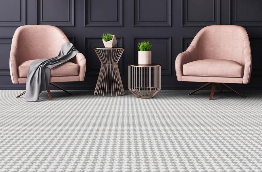 carpet vs tile flooring which is