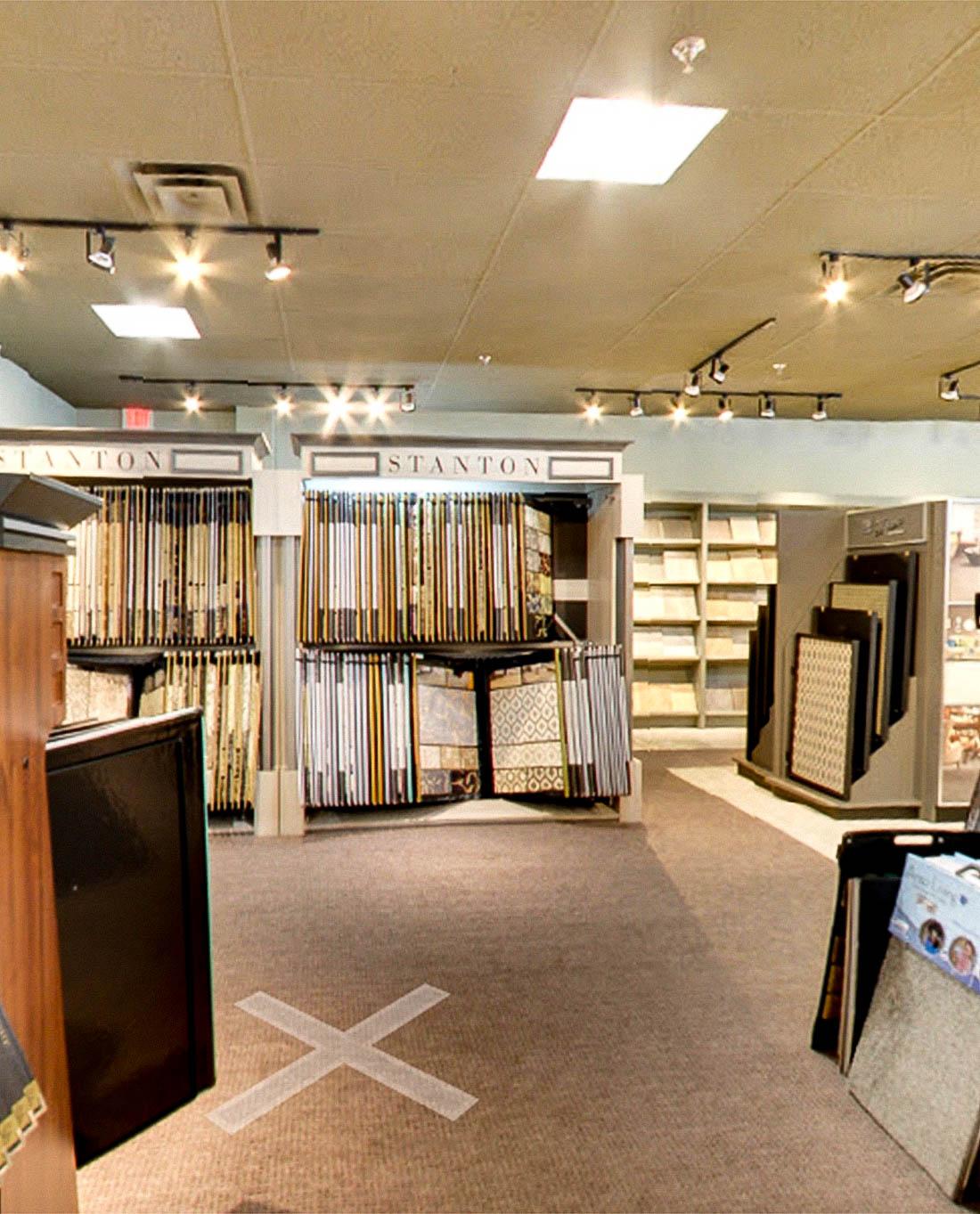 Flooring Solutions Of Memphis Best Showroom Designs