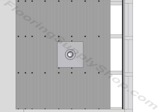 ClearPath shower system, Curbless Shower Pan, handicap shower pan, ready to tile shower pan, ADA Shower Pan, tile ready shower pan, tile redi
