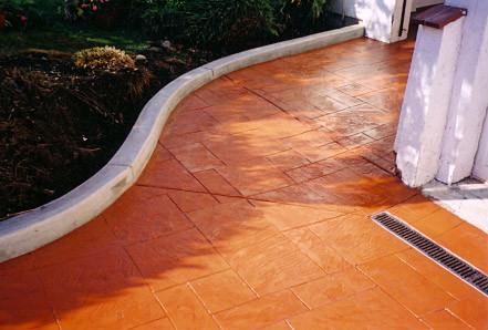 concrete flooring, concrete floor, concrete floors, floor designs, concrete stamp, concrete stamping, acid stains