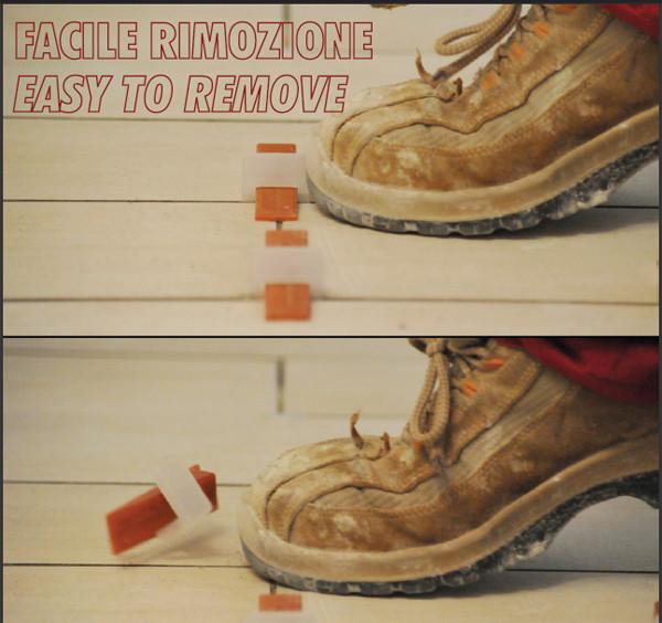 Система выравнивания плитки Raimondi, lippage, способ выравнивания плитки для пола, душевая стенка, клинья RLS, проставки RLS, RLS-KIT