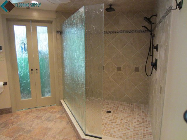Quick Pitch Shower