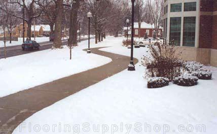 suntouch snow melting system radiant heat electric radiant heat snow melt systems