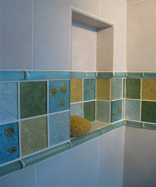 Polished Glossy Glass Mosaic tiles, Frost Glass Tile, Glass  trims and accessories, Glass Mosaic tile, Glass Mosaic, Listello, Glass tile