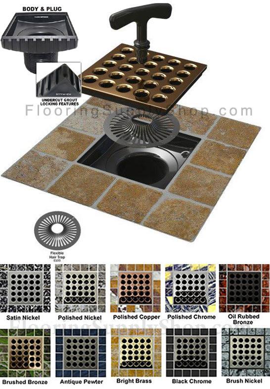 ebbe square shower drain cover ebbe shower drain colors shower drain cover shower