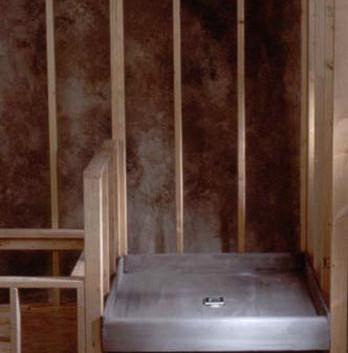 PreFormed Shower Pan, Fin Pan, PreFormed Waterproof Shower Pan, PreFormed Shower  Pan,