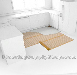 electric floor heating, shower recessed shelves, do it yourself, Radiant Floor heating, DIY