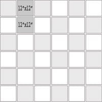 Designing with tiles, Installation schemes, Tile Patterns