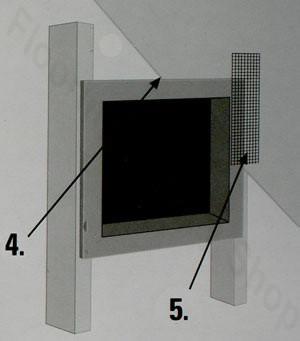 PreFormed Niches, preformed Recess, shower shelves, PreFormed Shower Pan, PreFormed Shower Slope, Shower System, PreFormed curb
