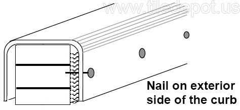 PreFormed Shower pan, Ready Made shower Pan PreFormed Tile Ready COMPONENTS