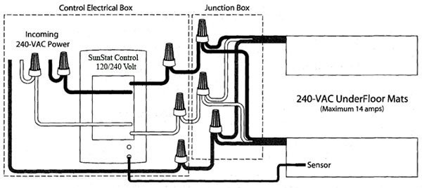 24 volt wire diagram for heat pump